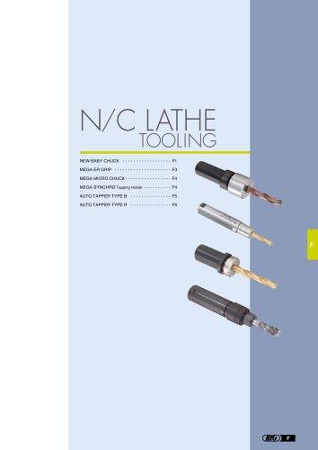 N/C Lathe tooling