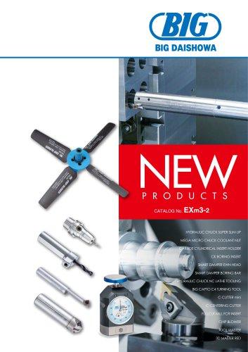 NEW PRODUCTS CATALOG No. EXm3-2
