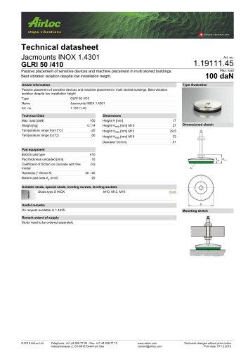 GLRI 50 /410