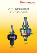 Air- Speeder  Typ 848 / 852