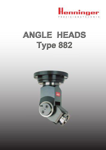 ANGLE HEAD TYPE 882