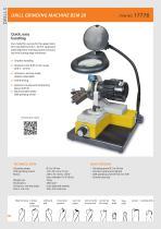 drill grinding machine BSM 20