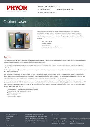 Cabinet Laser