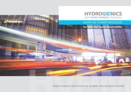 HyPM-HD: Power Modules