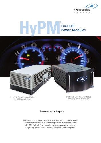 HyPM Power Module brochure