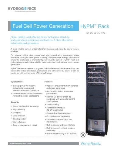 HyPM Rack - Telecom and Data