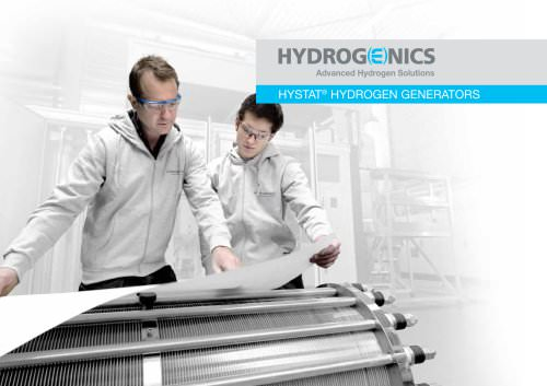 HySTAT ® HyDROGEN GENERATORS