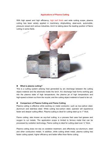 Farley Laserlab Plasma Cutting Machine