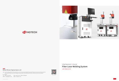 Fiber Laser Welding System