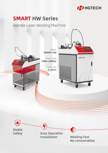 Handheld Laser Welder