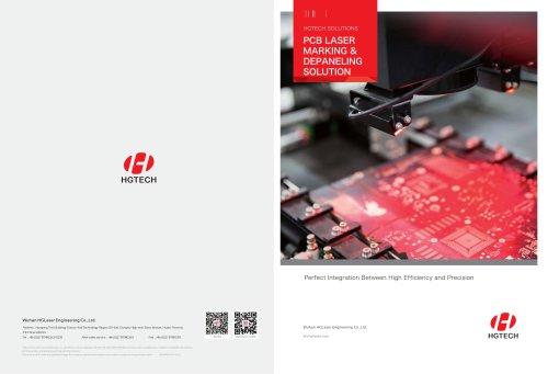 SMT PCB Laser Solution