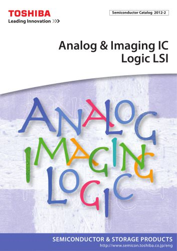 Analog & Imaging IC Logic LSI