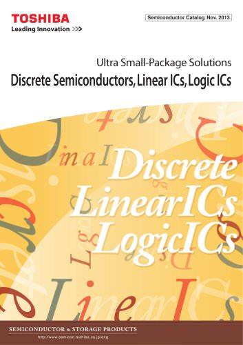 Discrete Semiconductors, Linear ICs, Logic ICs