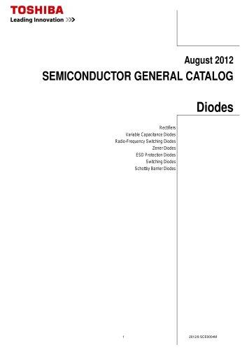 General Catalog (Diodes)