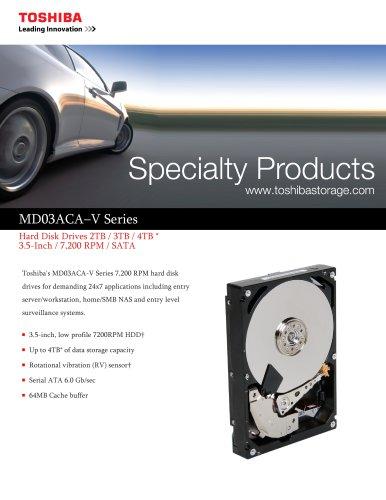 MD03ACA-V Series