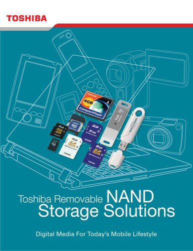 REMOVABLE STORAGE PRODUCT LINE