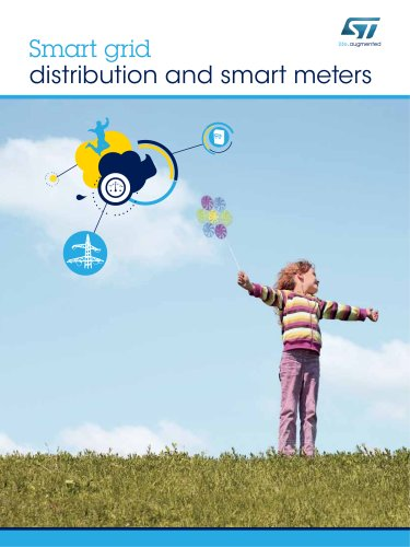 Smart grid distribution and smart meters