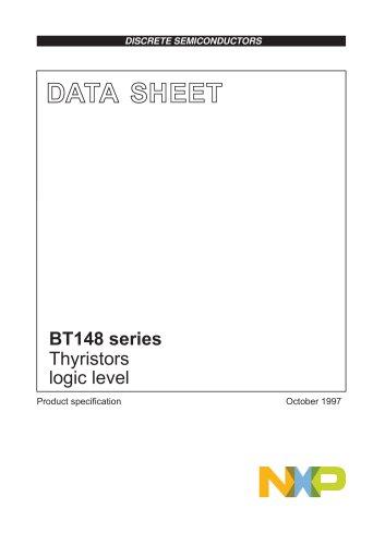 BT148-400R Logic level thyristor