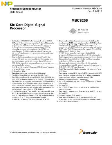 MSC8256