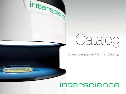 Interscience Catalogue 2018