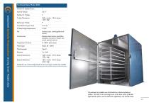 Drying oven - 3