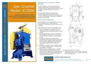 Essa Complete Product Catalogue March 2009 - 17