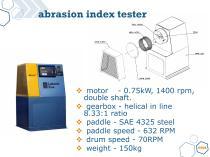 Metallurgical testing equipment - 12