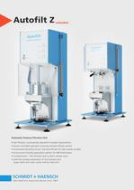 Filtration-unit-Autofilt-Z-unleaded