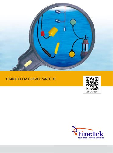 Cable Float Level Switch