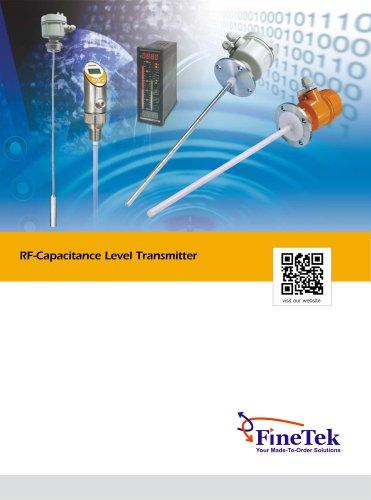EB RF-Capacitance Level Transmitter