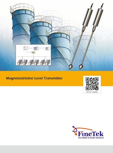 EG Magnetostrictive Level Transmitter