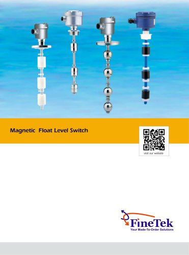 FC/FD Magnetic Float Level Switch