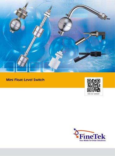 FC/FD Mini Float Level Switch