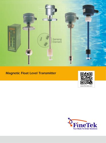 Magnetic Float Level Transmitter