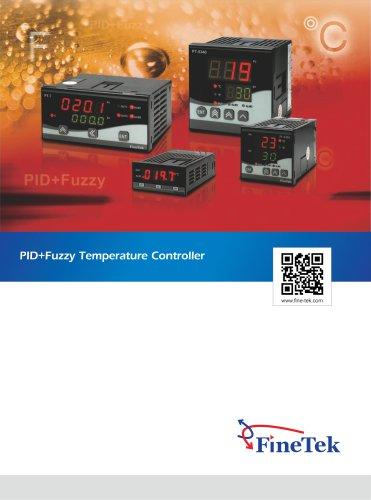 PT Series PID+Fuzzy Temperature Controller
