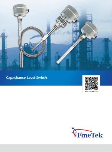 SA Series Capacitance Level Switch