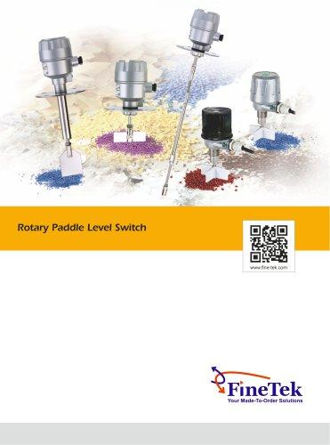 SE Rotary Paddle Level Switch