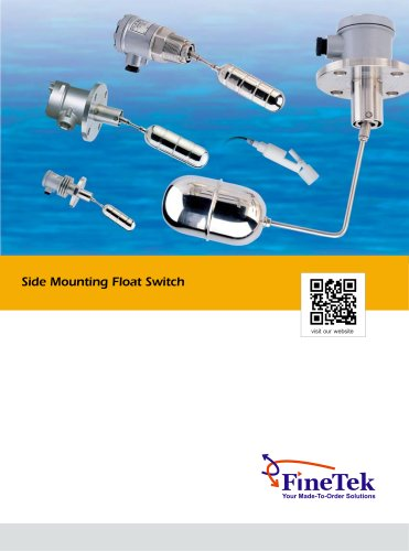 Side Mounting Float Switch