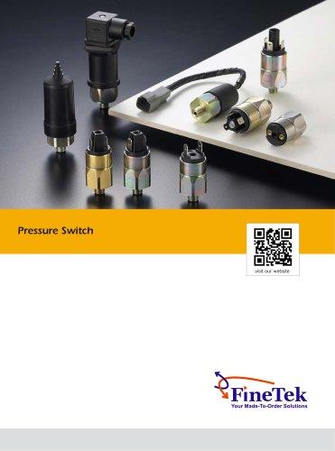 SQ Pressure Switch