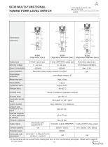 Tuning Fork Level Switch - 11