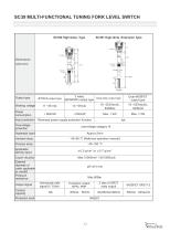 Tuning Fork Level Switch - 13