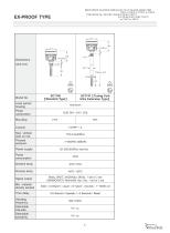 Tuning Fork Level Switch - 7