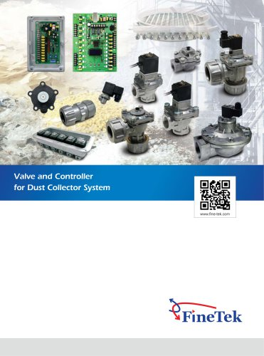 Valve and Controller for Dust Collector System