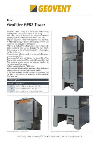 Geofilter GFB2 Tower