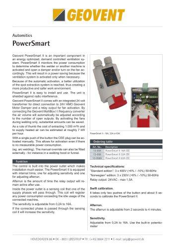 Power Smart II