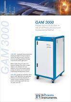 GAM 3000 datasheet