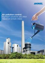 Air pollution control - 1
