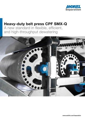 ANDRITZ belt press