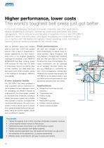 ANDRITZ belt press - 2