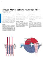 ANDRITZ Krauss-Maffei disc and drum filters - 10